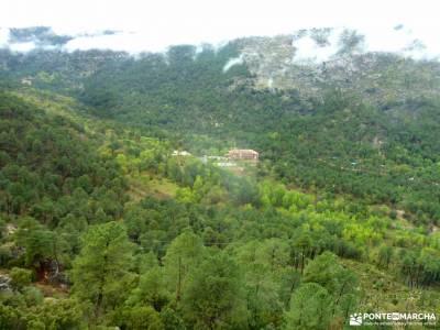 Parque Natural Cazorla-Sistema Prebético; monasterio de piedra nuévalos la pinilla estacion sierra